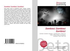 Bookcover of Zombies! Zombies! Zombies!