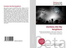 Capa do livro de Zombies Ate My Neighbors