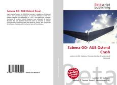 Bookcover of Sabena OO- AUB Ostend Crash