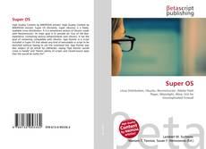 Buchcover von Super OS