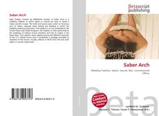 Buchcover von Saber Arch