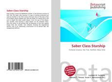 Saber Class Starship的封面