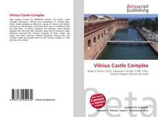 Copertina di Vilnius Castle Complex