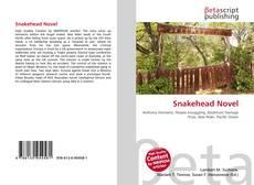 Bookcover of Snakehead Novel
