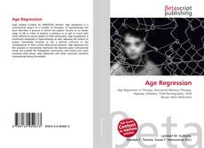 Bookcover of Age Regression