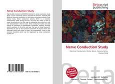 Capa do livro de Nerve Conduction Study