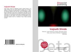 Bookcover of Vaijnath Shinde