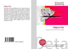 Bookcover of Object File
