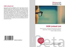Bookcover of XOR Linked List