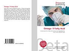Bookcover of Omega- 9 Fatty Acid