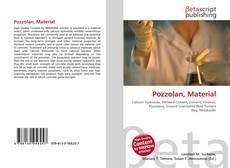 Pozzolan, Material的封面