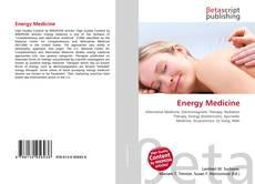 Energy Medicine kitap kapağı