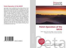 Bookcover of Polish Operation of the NKVD