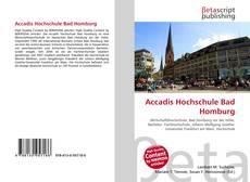 Portada del libro de Accadis Hochschule Bad Homburg