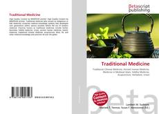 Capa do livro de Traditional Medicine