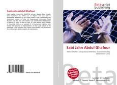 Bookcover of Sabi Jahn Abdul Ghafour