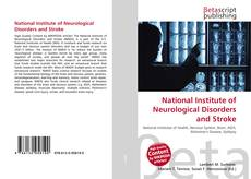 Couverture de National Institute of Neurological Disorders and Stroke