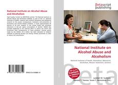 Portada del libro de National Institute on Alcohol Abuse and Alcoholism