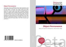 Object Permanence的封面