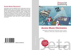 Bookcover of Access Music Electronics