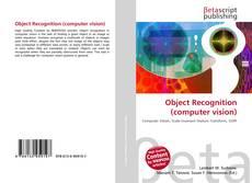 Buchcover von Object Recognition (computer vision)