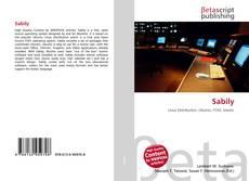 Buchcover von Sabily