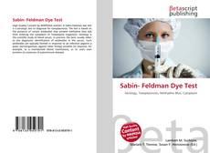 Sabin- Feldman Dye Test的封面