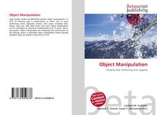 Couverture de Object Manipulation