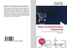 Object Oriented Business Engineering的封面