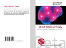 Object Relations Theory的封面