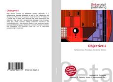Bookcover of Objective-J