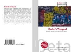 Обложка Rachel's Vineyard