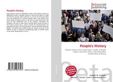 Capa do livro de People's History
