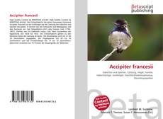 Couverture de Accipiter francesii