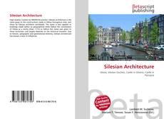 Silesian Architecture kitap kapağı