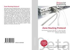 Bookcover of Zone Routing Protocol