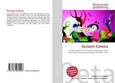 Bookcover of Acclaim Comics
