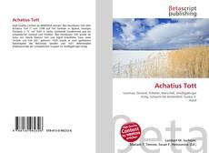 Bookcover of Achatius Tott