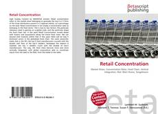 Bookcover of Retail Concentration