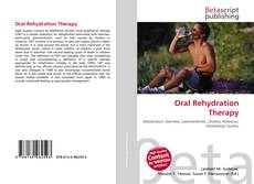 Capa do livro de Oral Rehydration Therapy