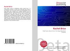 Rachel Brice的封面