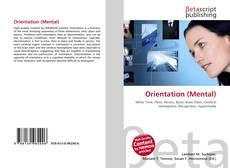 Couverture de Orientation (Mental)