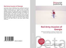 Bookcover of Red Army Invasion of Georgia