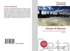 Обложка Simeon of Moscow