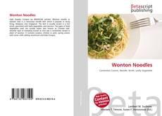 Bookcover of Wonton Noodles