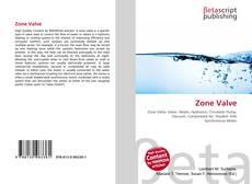 Bookcover of Zone Valve