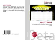 Bookcover of World Cinema