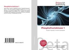 Обложка Phosphofructokinase 1
