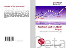 Bookcover of Racetrack Section, North Bergen