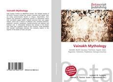 Bookcover of Vainakh Mythology